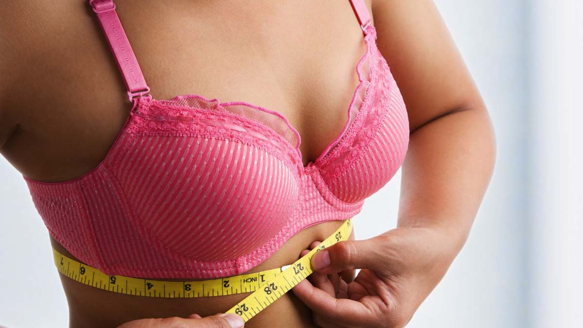How to Find Your Bra Size Correctly